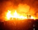Hỏa hoạn kéo dài gần 10 giờ tại KCN Biên Hoà