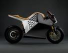 Ra mắt mô-tô chạy điện nhanh nhất thế giới