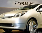 Xe Toyota Prius sử dụng năng lượng mặt trời