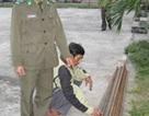 Trộm sắt đặc chủng của cầu Thuận Phước
