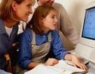 Cha mẹ nên vào Internet cùng con