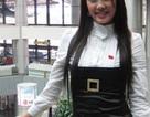 Minh Thu tự tin đi thi Hoa hậu thế giới