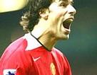 Khoảnh khắc Nistelrooy tại Quỷ đỏ MU