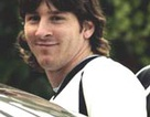 """Messi """"chẳng màng"""" xem chung kết World Cup 2006"""