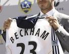 Beck chính thức ra mắt tại LA Galaxy