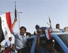 Ảnh người dân Iraq ăn mừng chiến thắng lịch sử