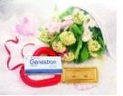 Tránh thai khẩn cấp: Vỉ thuốc màu vàng Genestron