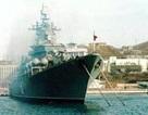 Đoàn tàu chiến Nga sẽ thăm Việt Nam