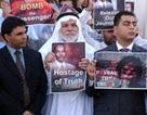 """Al-Jazeera biểu tình phản đối """"ý định đánh bom"""" của Bush"""