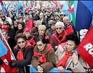 Italy tê liệt vì đình công