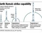 """""""Bình Nhưỡng xây trạm tiếp nhiên liệu tên lửa dưới lòng đất"""""""