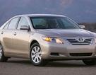 Toyota sản xuất xe Camry hybrid tại Trung Quốc