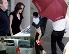 Angelina Jolie cùng bé Sáng đã rời Việt Nam