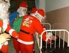 Vui buồn dịch vụ ông già Noel