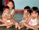 Ruồng bỏ 4 con nhỏ để... dọa chính quyền