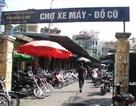 Chợ xe cũ lớn nhất Hà Nội bị di dời: Dân buôn kêu khổ