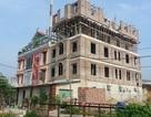 """Vụ lâu đài, nhà """"khủng"""" trên dự án công nghiệp: Xã đề nghị """"xử"""", huyện vẫn để nguyên?"""
