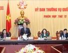 """Chủ tịch QH Nguyễn Sinh Hùng: """"Tăng thu lẽ ra phải giảm nợ chứ?"""""""
