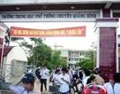 Quảng Bình: Số HS thi tốt nghiệp THPT năm 2013 giảm hơn 10%