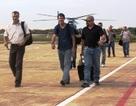 Điều trực thăng ứng cứu 80 người trên giàn khoan dầu khí