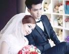 """Lộ ảnh cưới của """"hotboy"""" Hà Anh và Dương Hoàng Yến"""