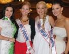 Thí sinh Hoa hậu Quý bà Mỹ háo hức bước vào đêm chung kết