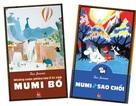 Ra mắt bộ truyện về những chú Mumi ngộ nghĩnh