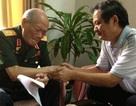 Hai vị tướng bật khóc trước Bài hát về Tướng Giáp