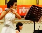 Việt Nam lần đầu tiên đoạt giải Nhất Quốc tế sáo Flute tại Trung Quốc