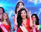 """Phan Hoàng Thu chính thức bị phạt 15 triệu vì thi Hoa hậu """"chui"""""""