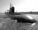 Video tàu ngầm Hồ Chí Minh lên đường về Việt Nam