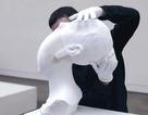 Ngỡ ngàng trước nghệ thuật tạc tượng từ…giấy