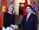 Việt Nam coi trọng phát triển quan hệ Đối tác Toàn diện với Úc
