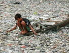 Thảm cảnh của dòng sông ô nhiễm nhất thế giới