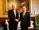 Anh nhất trí phát triển quan hệ toàn diện với Việt Nam