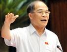 """Chủ tịch Quốc hội Nguyễn Sinh Hùng đến chúc Tết các """"Táo quân"""""""