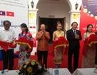 Tưng bừng Hội báo Xuân Việt Nam trên nước bạn Lào