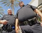 Cảnh sát Anh quá cân sẽ bị trừ lương