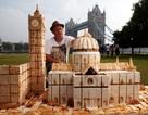 Ấn tượng công trình nổi tiếng London làm bằng bánh
