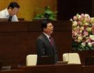 Đại biểu Quốc hội chưa hài lòng với phần trả lời của các Bộ trưởng