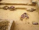 Phát hiện thêm nhiều hiện vật quý tại di tích Phôi Phối - Bãi Cọi