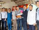 Hơn 80 triệu đồng đến với gia đình anh Nguyễn Duy Luân