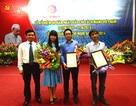 Phóng viên Dân trí đạt giải 3 giải báo chí Nghệ An