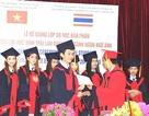 Trường ĐH Vinh: Lễ bế giảng và trao giấy chứng nhận cho 14 lưu học sinh Thái Lan