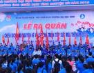 Nghệ An: Hơn 1.700 đoàn viên ra quân chiến dịch tình nguyện hè 2015