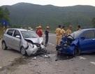 Xế hộp gây tai nạn liên hoàn trên quốc lộ 1A