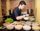 """Đầu bếp Nguyễn Phương Hải sẻ chia về """"tình yêu ẩm thực"""""""