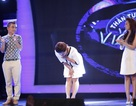 """""""Búp bê quái vật"""" Minh Thùy dẫn đầu, Tiến Việt chia tay Vietnam Idol"""
