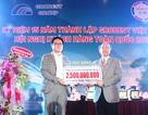 Phối hợp với Quỹ Khuyến học Việt Nam trao học bổng trị giá 2,5 tỷ đồng