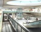 Các nhà ga metro sẽ có trung tâm thương mại